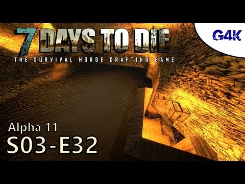 Underwater Coal Mine | 7 Days To Die Alpha 11 Gameplay | S03E32