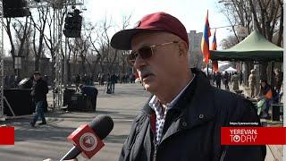 ԳՇ-ի հայտարարությունից հետո Հայաստանում երկիշխանության իրավիճակ է․ Անուշավան Դանիելյան