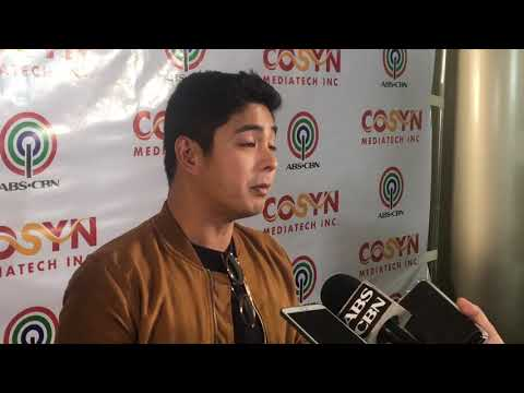 KILIG. COCO Martin called rumored GF Julia Montes to offer help with action scenes in ASINTADO