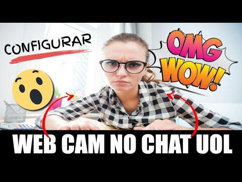 Como Usar A WebCam No Bate Papo Uol
