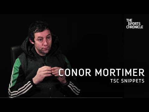 Conor Mortimer: Losing is Torture (Part 3 of 3)