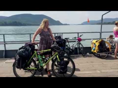 Bicycle Touring - First Steps (Germany to Serbia) - Part 2