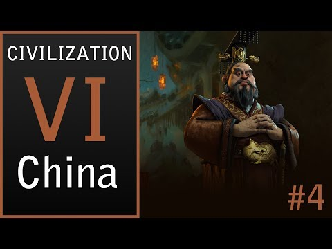 Civilization 6 [NL] Immortal difficulty - China will grow larger - Deel 4