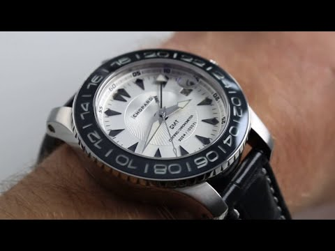 Chopard L.U.C. Pro One Cadence GMT Limited Edition 168959-3002  Watch Review