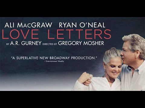 Love Letters Tour, Starring Ali MacGraw and Ryan O'Neal