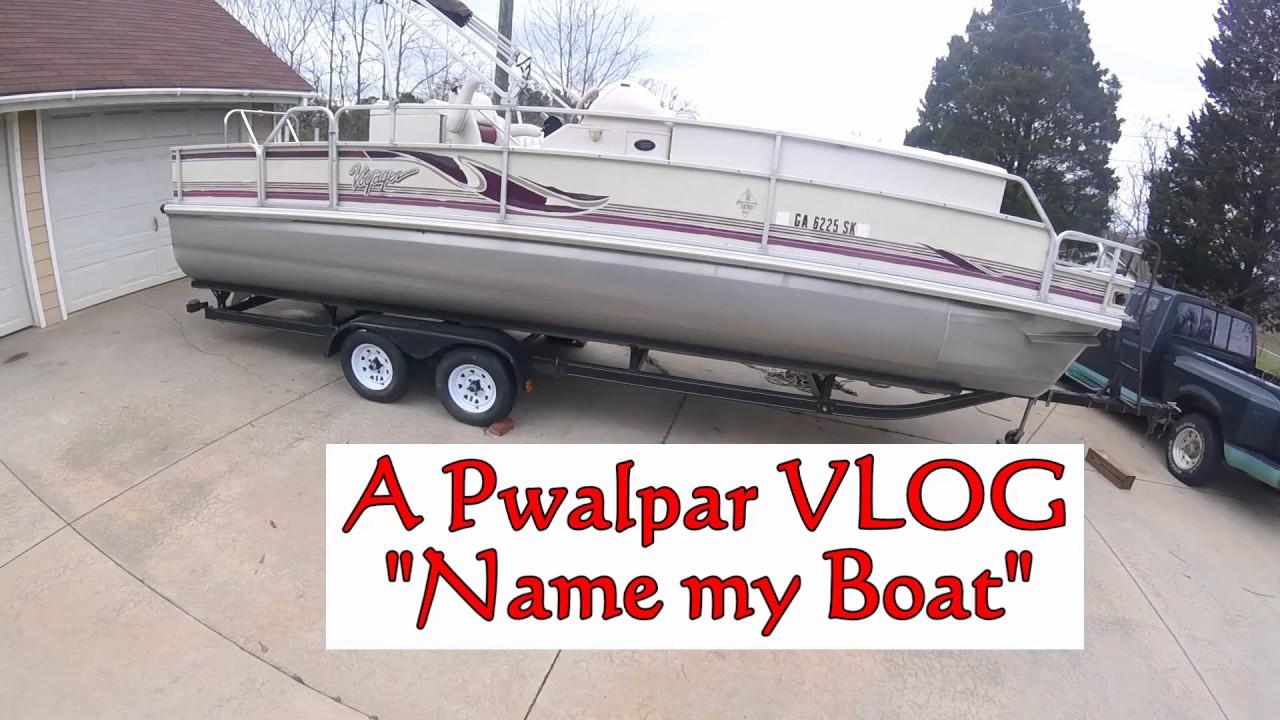 Pwalpars Resurrect My Boat Series Name