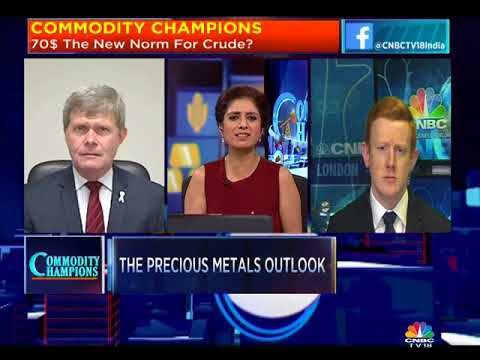 Commodity Champions: Is Gold No Longer A Safe Haven?