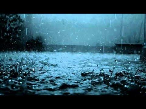 ☔Som De Chuva Com Trovoadas⚡1 Hora❗ Para Dormir E Relaxar 😪