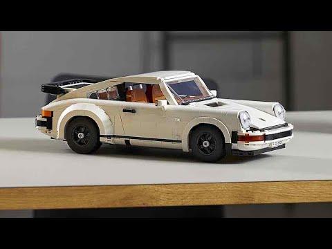 Lego Porsche 911 Turbo e 911 Targa