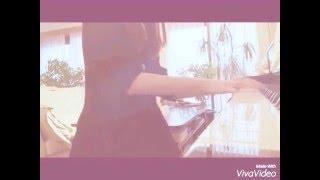乙女新党さんのときめきパラドックスをピアノで即興演奏しました。 耳コ...