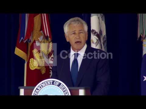 DC:9 11 PENTAGON-HAGEL-USA NOT INSULATED