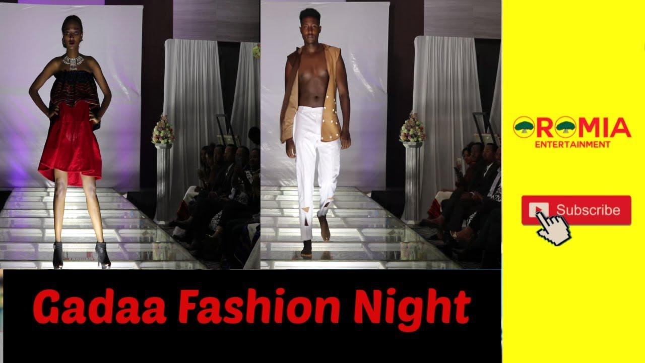 Ethiopia: Gadaa Fashion Night By Model Bilisuma Asefa In Hyatt Regency Fiinfinnee