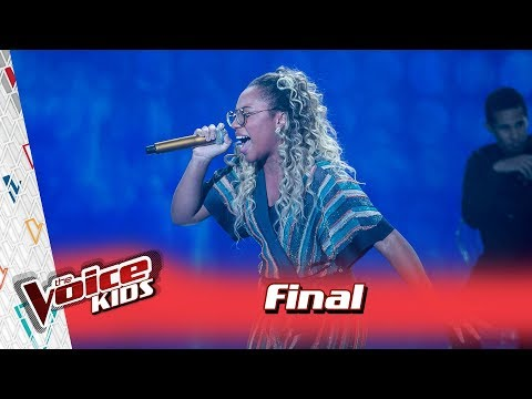 Talita Cipriano canta 'The Voice Within' - The Voice Kids Brasil' | 3ª Temporada
