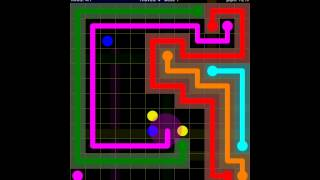 Flow Free Extreme Pack 2 12x12 Level 8