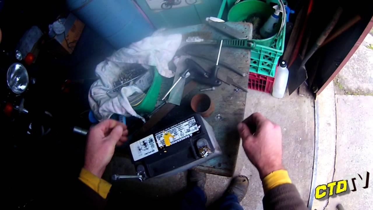 How To Fix - Broken Battery Terminal