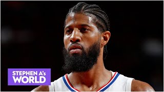'The LA Clippers should be ashamed of themselves' - Stephen A. Smith | Stephen A.'s World