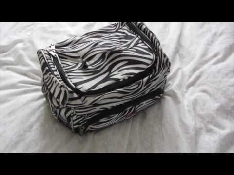 Nail Tech Storage-Mobile Nail Tech Bags