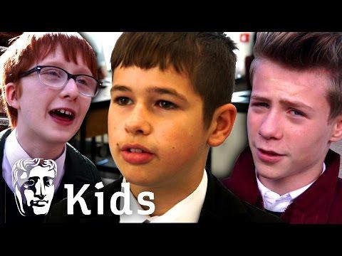 Behind the Scenes of Jamie Johnson | BAFTA Kids