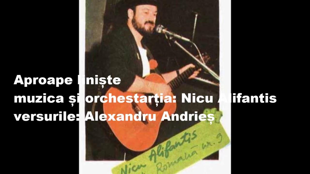 Nicu Alifantis - Piața Romană #9(full album, 1988 - cass version)