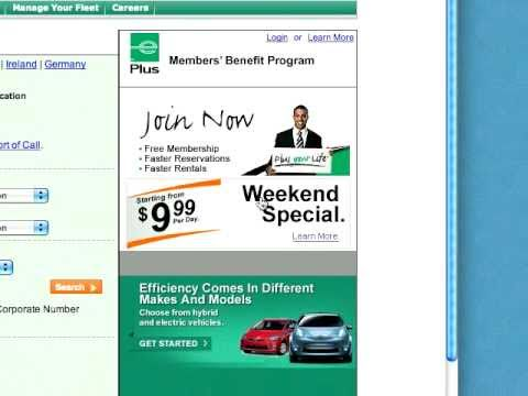 Free Weekend Day Enterprise Car Rental