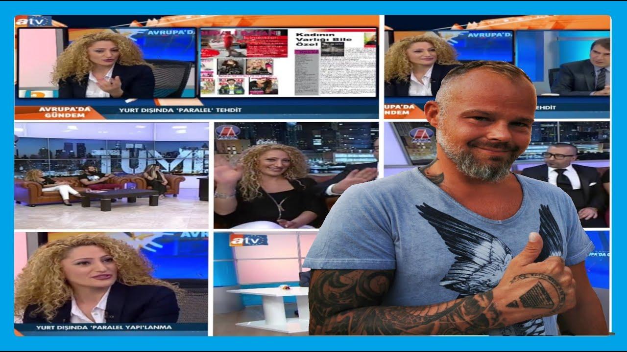 Reportage über mich #AvrupalıBayan