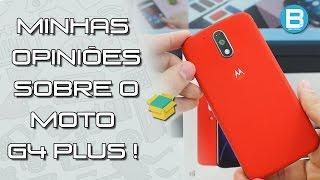 MOTO G4 PLUS - ANÁLISE COMPLETA! VALE A PENA PRA VOCÊ? Video