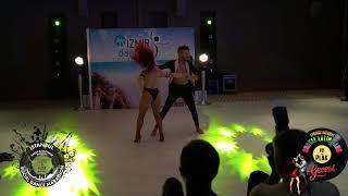 Victor & Cristina  ➥  IIDC 2017  ➥ BACHATA SHOW