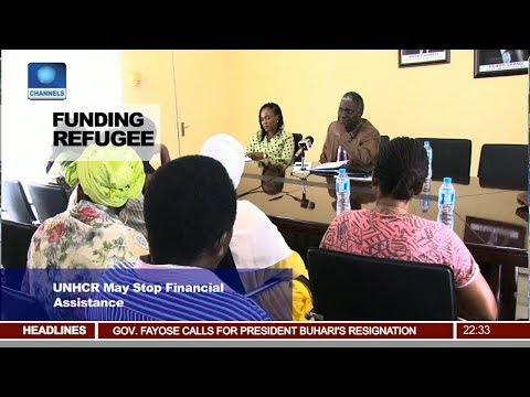 News@10: UNHCR May Stop Refugee Financial Assistance 28/06/17 Pt. 3