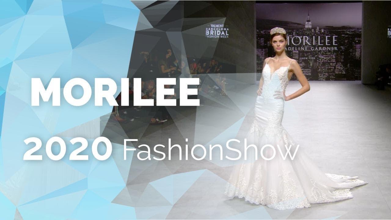 Abiti Da Cerimonia Joel.Morilee 2020 Desfile Completo Vbbfw19 Vestidos De Novia Youtube