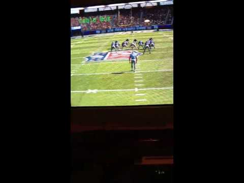 Andy Lee paralyzed in MUT 13