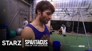 Spartacus: War of the Damned - Gladiator Boot Camp