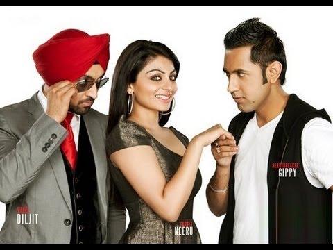Jihne Mera Dil Luteya - Official Trailer - Gippy Grewal, Diljit Dosanjh & Neeru Bajwa