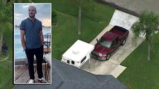 Neighbors recall Laundrie family's trip after Brian's return in Gabby's van screenshot 3