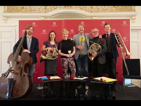 The Berliner Philharmoniker's Live Lounge at the 2015 Baden-Baden Easter Festival