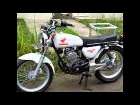 Modifikasi Motor Honda Mega Pro Body Motor Cb Youtube
