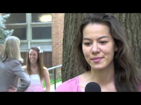 Seniors 2013: What's your favorite Georgetown memory?