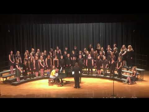 WCMS Eighth Grade Choir Concert 2/13/19