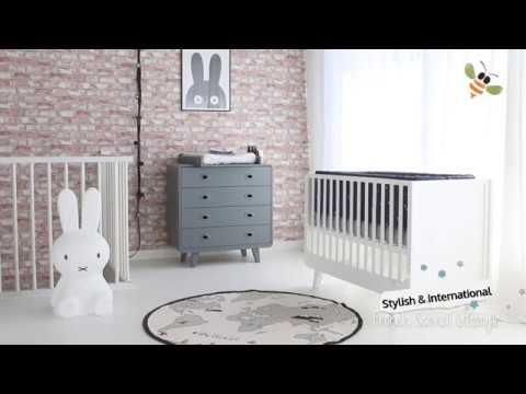 babykamer styling loft style jongen - CozyKidz inspiratievideo