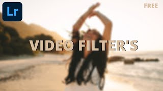 How To Apply Filters To Your Videos On Your Phone   Free   IOS + ANDROID