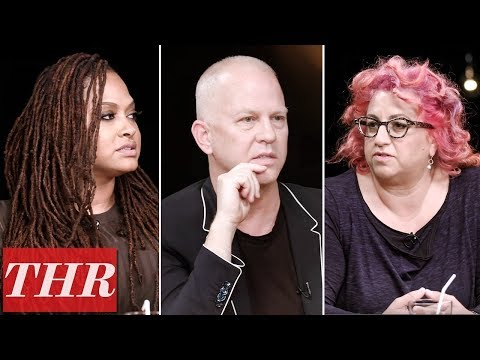 THR Full Drama runner Roundtable: Ryan Murphy, Ava DuVernay, Jenji Kohan, Lisa Joy & More!