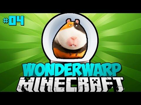 unser EIGENER HAMSTER?! - Minecraft Wonderwarp #04 [Deutsch/HD]