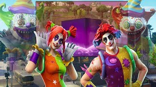 FORTNITE-SOMETHING UNEXPECTED HAPPENED! P LOOT LAKE I.R. NEW GRENADES! NEW SKINS! GAMES WITH SUBS!