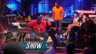 The Tight Jeans Challenge | Big Narstie Show