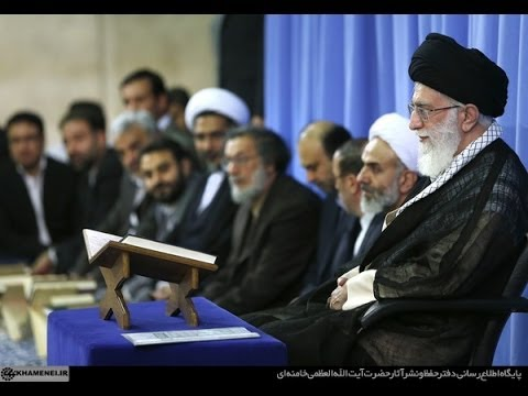 Annual Ramadan Quran Recitation meeting June 29, 2014 Ayatullah Khamenei