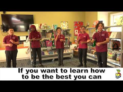 Read About It - The Duffy Song (NZ Sign Language Version)