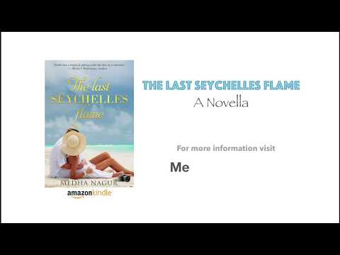 The last Seychelles flame- Edition 2- Cover and book updated