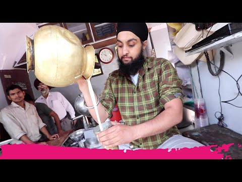 BUTTERY Punjabi INDIAN Street Food BREAKFAST Tour | Amritsar, India