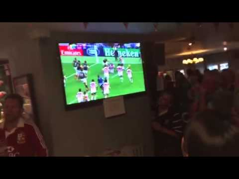 Japan vs South Africa in Cardiff