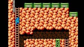 Mega Man 3 - Hard Man Stage - Vizzed.com GamePlay - User video