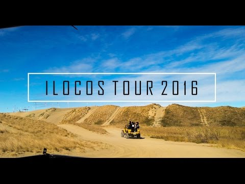 ILOCOS TOUR 2016 Graphics Design & Multimedia DLSU-D